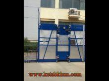 1 Ton Construction Elevator/Construction Hoist Elevator