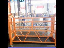100  New Steel Suspended Platform