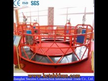 100m Rope Suspended Platform / Cradle /Gondola