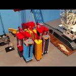 1/50 conrad terex cc8800 test lifting 1600 tons