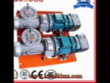16t, Building Material Tower Crane Factory Price,Elelctric Hoist