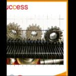 1m 20t Pinion And Gear Rack Black Oxide