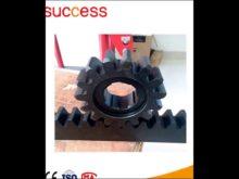 1m 4 Or 6 Lugs Steel Core Automatic Sliding Door Gear Rack