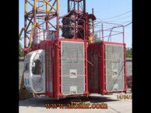 200m Building Elevator Construction Site Lift Construction Hoist
