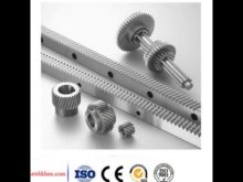 2013 High Precision New Gear Racks And Pinion