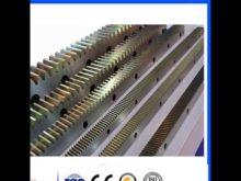 2015 M5/M8/M10 Construction Hoist Racks,Flexible Gear Racks