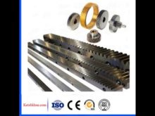 2015 M8 Gear Rack And Pinion For Construction Hoist