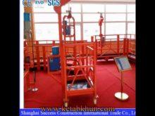2016 Shanghai Zlp Chimney Suspended Access Platform