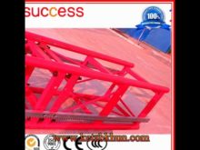 2017 China New And Used 3*11kw 2*1000kg Double Cage Sc100/100 Building Construction Hoisting