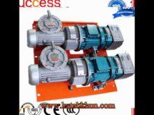 2*1000kg 12v Electric Hoist,Hoist Electric Used