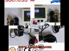 2*1000kg Hoist Hoist With Radio Remote Control,Pneumatic Hoist,3 Ton Hoist Crane