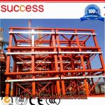 2*1000kg Sc100/100 Construction Electric Winch Hoist