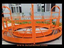 250kg Suspended Working Platform Suppliers