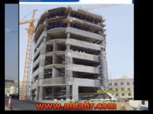2ton Derrick/Luffing Tower Crane Qtd3020 Top Slewing Tower Crane