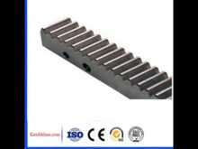 2ton Sc200 Spare Parts Rack And Pinions For Elevator Lifter