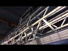 31 meter suspended platform   Special   Altrex