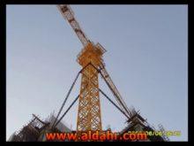 3~25ton China Tavol Topkit Tower Crane