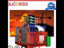 34 4m/Min,Sc200 Construction Elevator For Sale