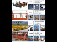 380v/50hz Rope Suspended Platform/Swing Stage
