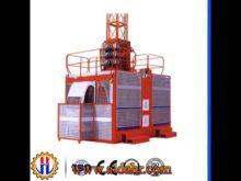 450m Height Construction Hoist SC320/320TD