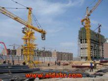 4t Hydraulic Tower Crane for Sale Qtz40 TC4808
