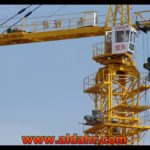 4ton 5010 Topless Tower Crane Construction Tower Cranes