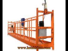 500kg Suspended Platform Zlp 500 In Work Platform