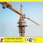 5610(5013)Tower Crane,6T Tower Crane,QTZ63 Self Raising Tower Crane from Factory