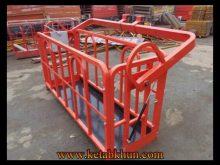 5m Aluminium Zlp500 Suspended Platform Adjustable