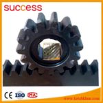 6 Lugs Plastic Rack For Standard Transmission Machine Nylon Gear Rack And Pinion