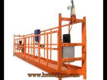 6*0 69m Suspended Platform/Hoister/Building Hoist