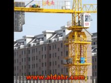 6ton Model 5510 Topless Tower Crane Construction Machinery Tower Cranes