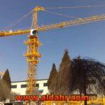 8 Ton Topless Crane Construction Machinery