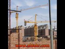 8 ton tower crane