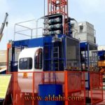 96m/Min Speed Sc200/200 Construction Material and Passenger Hoist