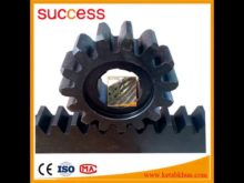 A Big Internal Ring Gear And A Small Pinion Gear For Planetary Machines