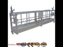 Advanced Hydraulic Electric Scaffolding Platform