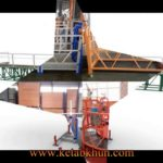 Aerial Zlp Window Cleaning Equipment/Gondola/Cradle