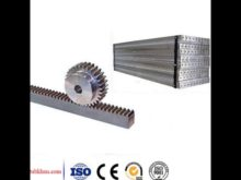 Agricultural Greenhouse Rack And Pinion Gears