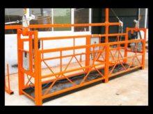 Al Suspended Platform / Cradle / Gondola