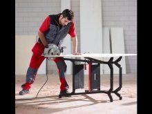 Altrex X-pro®  Stepladder and Workbench, Trap én Werkbank