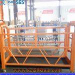 Aluminum Platform 7m Zlp800 Suspended Platform