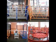 Aluminum Suspended Working Platform
