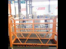 Anti Corrosion Suspended Platform/ Boom Lift