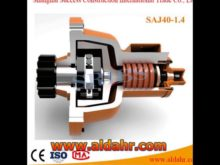 Anti Dropping Safety Brake for Construction Hoist