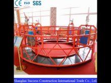 Anti Tilted Rope Suspended Platform