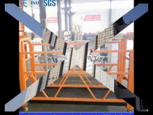 Anti Tilted Zlp Suspended Platform