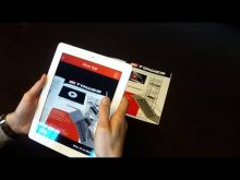Augmented Reality in magazine | Altrex