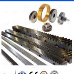 Automatic Door Fittings Steel Toothed Gear Rack