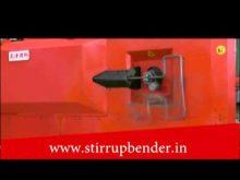 AUTOMATIC REBAR STIRRUP MACHINE